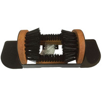Boot and shoe scrubber