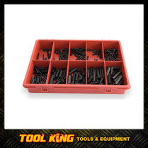 380pc Roll Pin Assortment pack Metric