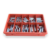 72pc Clevis Pin assortment