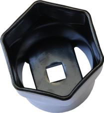 """Locknut Socket 73mm 2-7/8"""" suit wheel bearing locknut"""