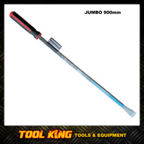 Pry bar Jumbo extra large 900mm Heavy Duty straight end