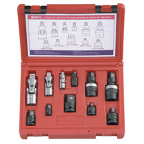 11pc Socket adaptor set  Genius Industrial Quality