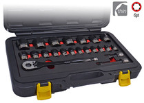 "Socket set 22pc 1/2""Drive thin wall impact"