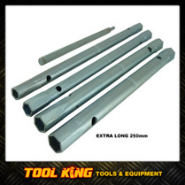 Tap mixer tube spanner set Extra long 250mm