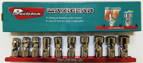 FLEX HEAD SOCKET SET 10pc metric MAXIGEAR