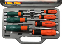 Eurotech 8pc Screwdriver set Thru Tang Professional