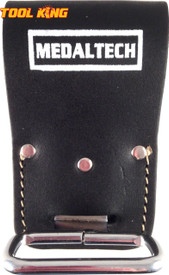 Leather End cutter holder frog  to suit riggers and carpenters nail belts