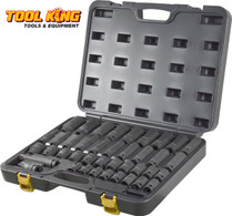 "Impact Socket set 40pc 1/2""Drive Deep and standard depth 6point"