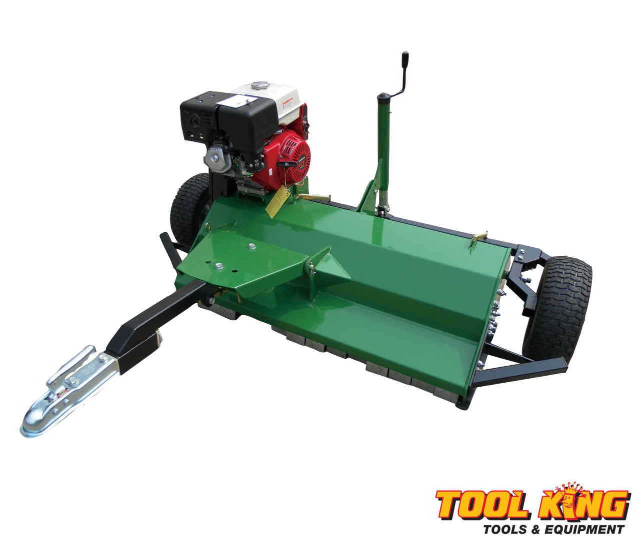 Tow behind Flail Mower