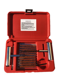 34pc Deluxe tyre repair kit