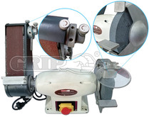 200mm Industrial Grinder Linisher