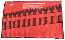 11pc JUMBO SPANNER SET metric