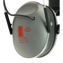 ELECTRONIC EAR MUFF for builders & shooters AUSTRALIAN STANDARD