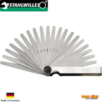 Stahlwille Feeler Guage Imperial 26blade Made in Germany