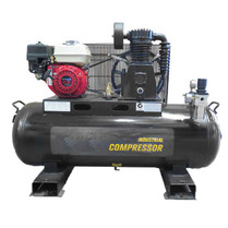 Air Compressor 160 litre Honda powered