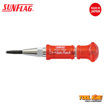 Automatic centre punch Professional Grade SUNFLAG Made in Japan