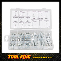 240pc Nut & Bolt Assortment pack SAE