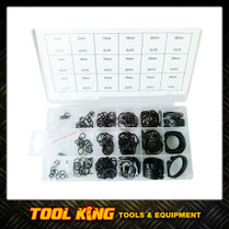 300pc Circlip Snap ring Assortment kit