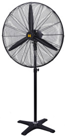 Pedestral fan oscillating 30""