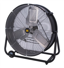 Drum type Floor fan