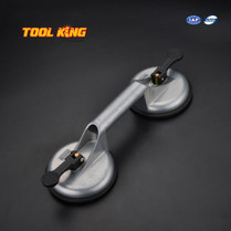 Double Suction Cup lifter for glass  tiles windscreens etc High quality Aluminium body