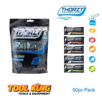 Thorzt SUGAR FREE Electrolite drink 50 mixed pack s Ideal for tradies Mines and Sports