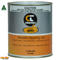 Nozzle Tip dip Gel Mig welding anti spatter 400g  AUSTRALIAN MADE