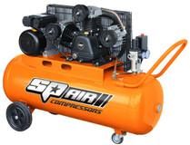 Compressor 3Hp 100lt Belt drive SP