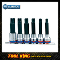 6pc RIBE Socket bit set King Tony SUPERIOR QUALITY 4116PR