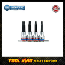 4pc Spline Socket Bit set SUPERIOR QUALITY  King Tony