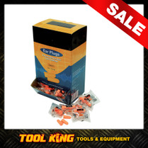 Ear plugs Box of 200pairs Individually wrapped