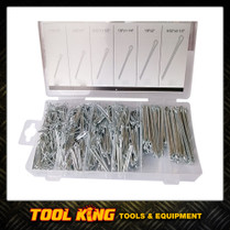 555pc Split pin Cotter pin  Assortment pack