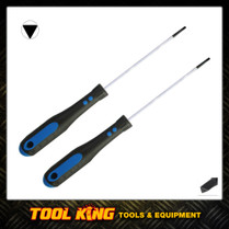 2pc Screwdriver set with TRIANGLE TIP