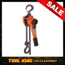 Lever hoist Chain block Mini size 250kg Commercial grade Aust standard