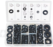 125pc Grommet assortment