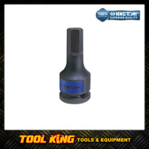 "27mm HEX BIT x 3/4""Drive  Inhex hex key Socket TOP QUALITY  King tony"
