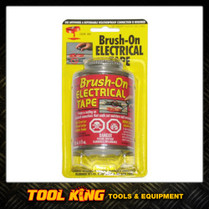 Brush on Liquid electrical tape  RED