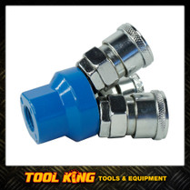 Air compressor 3 way Air manifold Nitto Type Air fitting