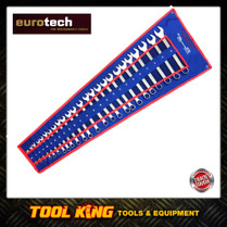 25pc metric spanner set EUROTECH Trade quality