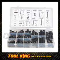 240pc Nut & Bolt Assortment pack METRIC