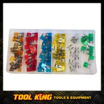 100pc Mini Auto fuse Assortment pack