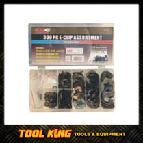 300pc E Clip assortment Assortment kit