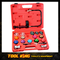 21pc Cooling system & Radiator cap pressure tester