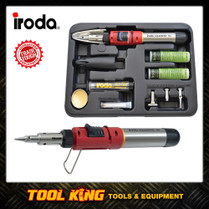 Professional Gas Solering iron kit 30-125w Range IRODA 150kb