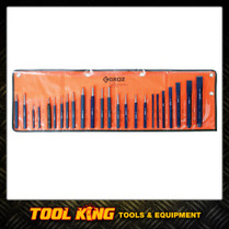 24pc Punch and Chisel set