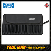 Tool roll 14 pocket for chisels & Spanners DRAPER professional series