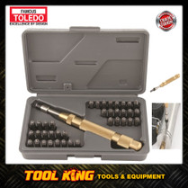 Automatic Number & Letter punch set TOLEDO professional