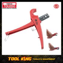 Rubber hose & pipe cutters TOLEDO professional