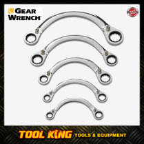 Half moon Ratchet Spanner set GEARWRENCH