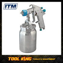 Air Spray Gun suction feed Professional ITM